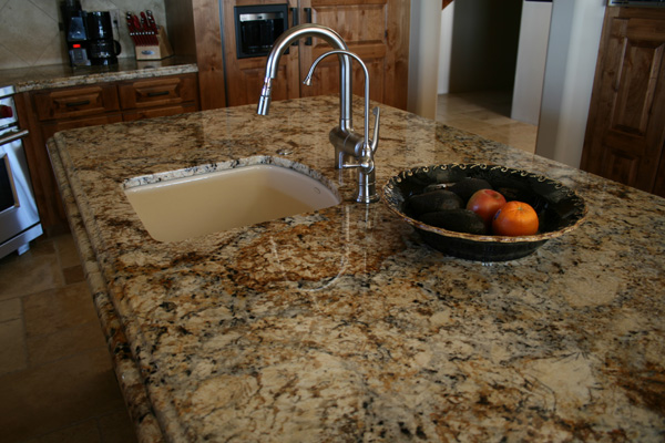 Granite Counter top in Lake Havasu City by Oasis Floors